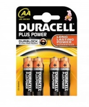 Duracell Plus - AA / LR6