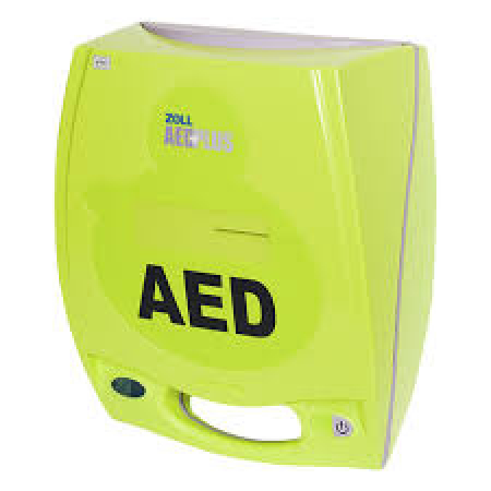 Zoll AED Plus Habautomat