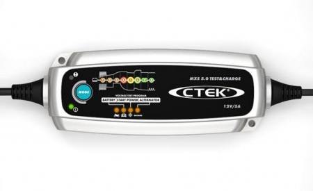 Ctek Multi XS5.0 Test & Charge 12 Volt