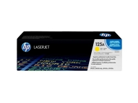 HP Toner Nr. 125A Yellow CB542A